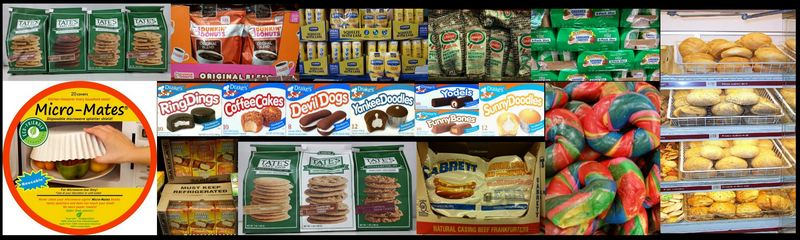 Sabrett,Gabilas,Bagels,New York Rolls, Snacks, Kosher foods
